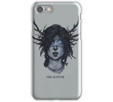 True Detective art iPhone Case/Skin