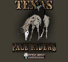 The Texas Pale Riders - Zombie League Baseball Unisex T-Shirt