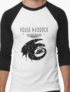 "HTTYD ""House Haddock"" Graphic Tee Men's Baseball ¾ T-Shirt"