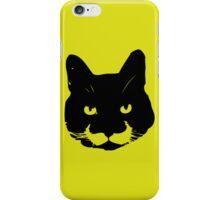 Mr. Mustache Cat iPhone Case/Skin