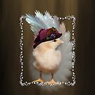 Chic Chick~ Phone Case by Penny Odom