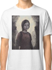 The Last Of Us Ellie Classic T-Shirt