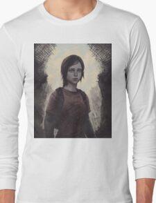 The Last Of Us Ellie Long Sleeve T-Shirt