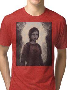 The Last Of Us Ellie Tri-blend T-Shirt