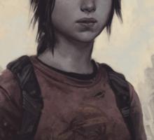 The Last Of Us Ellie Sticker