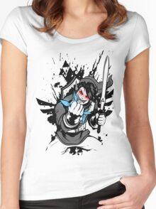 Hey! STFU t-shirt Women's Fitted Scoop T-Shirt