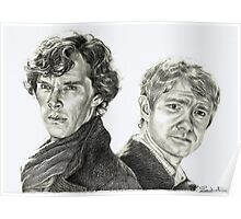The Detective and the Doctor Poster