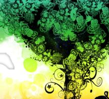 magical tree Sticker