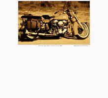 Harley Davidson. Hydral Glider . 1956. Unisex T-Shirt