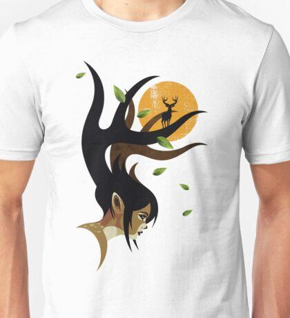 Doe Eyes Unisex T-Shirt