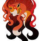 Foxy Lady by JoeConde