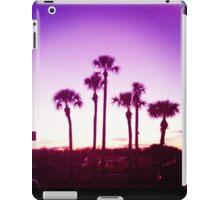 Trippy Orlando Beach Sunset iPad Case/Skin