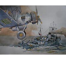 HMS Rye Photographic Print