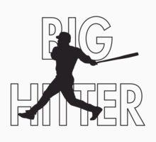 Baseball Slugger by mamisarah