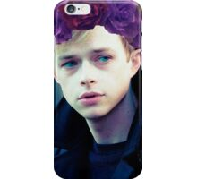 Dane DeHaan and his flower crown iPhone Case/Skin