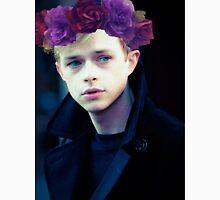 Dane DeHaan and his flower crown Unisex T-Shirt
