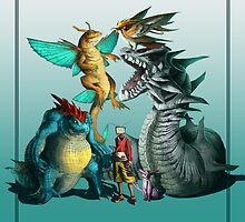 Twitch Plays Pokemon - Crystal by cmoschler