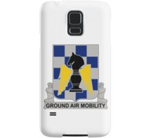 82nd Aviation Regiment - Ground Air Mobility Samsung Galaxy Case/Skin