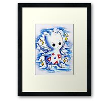 Togetic Framed Print