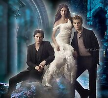 Vampire Diaries by Tvd-Eternally