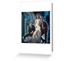 Vampire Diaries Greeting Card