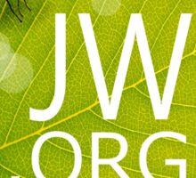 JW.ORG (Monarch Butterfly) Sticker