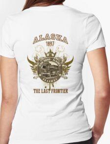 Skagway Alaska 1897 Womens Fitted T-Shirt