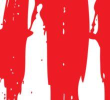 HLR - Red Sticker