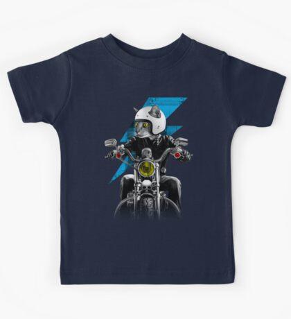 Ride The Lightning Kids Tee