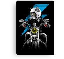 Ride The Lightning Canvas Print