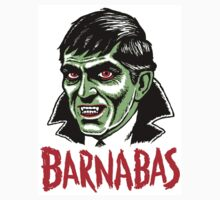 BARNABAS - Dark Shadows by ManiYackMonster