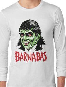 BARNABAS - Dark Shadows Long Sleeve T-Shirt
