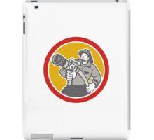 Fireman Firefighter Emergency Worker iPad Case/Skin