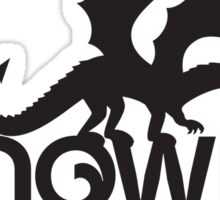 It is Known - Game of Thrones  Sticker