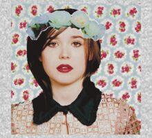 Ellen Page loves florals! Kids Clothes