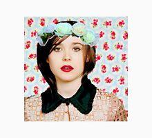 Ellen Page loves florals! T-Shirt