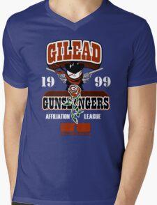 Gilead Gunslingers Mens V-Neck T-Shirt