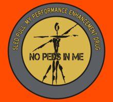Sled Pull - My Performance Enhancement Drug Kids Tee