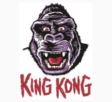 KING KONG by ManiYackMonster