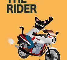The Rider by BATKEI
