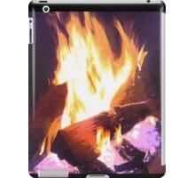 Let it Burn iPad Case/Skin