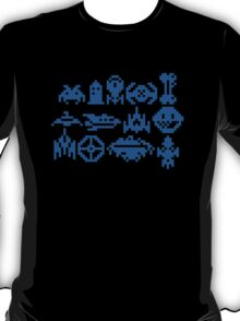 8Bit Space Trip (Legally required edited edition) T-Shirt