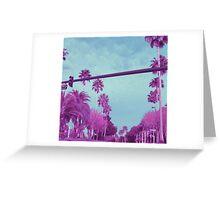 Universal Boulevard Greeting Card