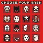 Choose Your Mask (Red) by SamuriFerret