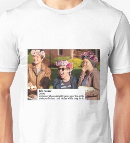 TFIOS ruined my life Unisex T-Shirt