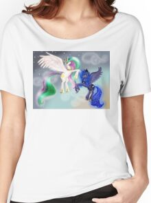Canterlot Princesses Women's Relaxed Fit T-Shirt