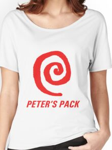 Peter's pack (tshirt) Women's Relaxed Fit T-Shirt