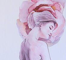 Audrey by Kanchan Mahon