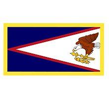 American Samoa Flag by NeedThreads