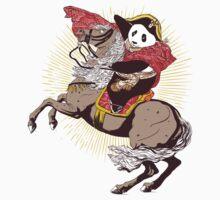 The Great Panda Ride Kids Tee